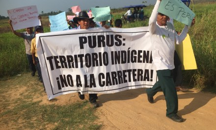 Proyecto del fujimorismo pone en peligro áreas naturales y poblaciones indígenas