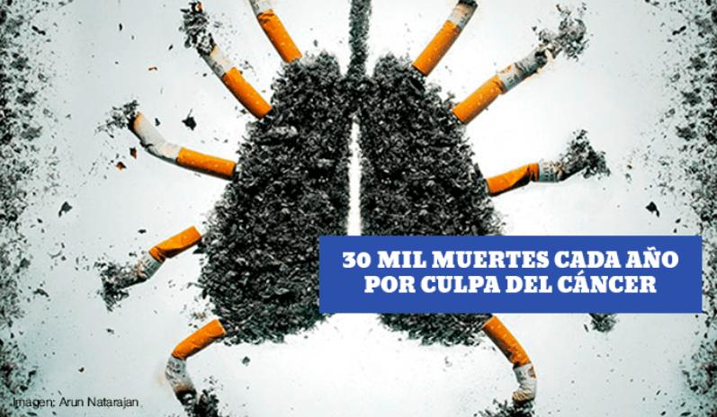 Tabacaleras con licencia para matar