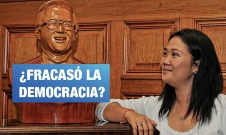 Nunca nos distanciamos de la dictadura de los 90