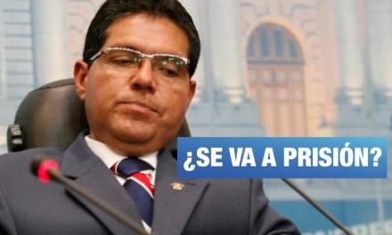 #NegociosDeFe | Ministerio Público pide 24 años de cárcel para ex congresista evangélico Michael Urtecho