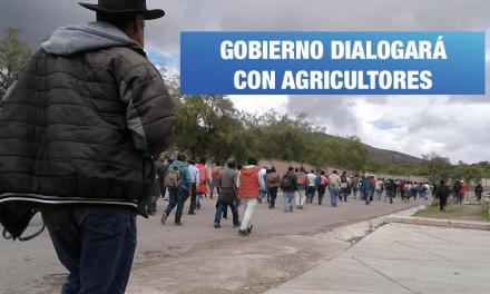 Paro Agrario: Comisión del Ejecutivo dialogará con agricultores el 25 de enero