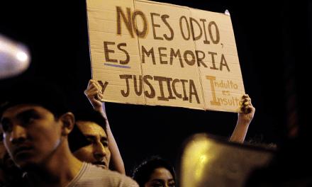 Indulto a Fujimori: Ilegítimo e inmoral