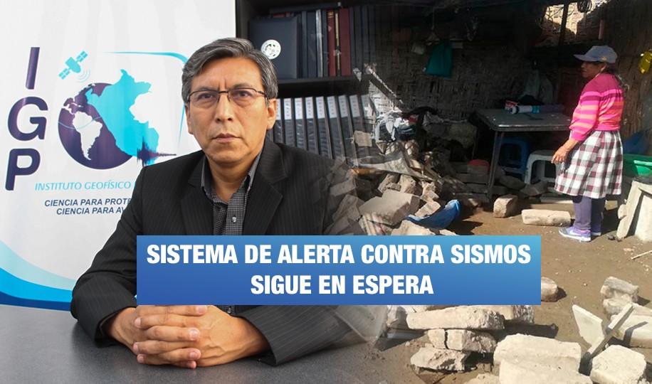 Sistema de alerta contra sismos debió iniciar pruebas en diciembre