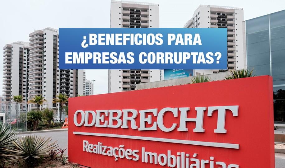 El reemplazo del DU 003: más regalos para constructoras corruptas