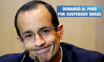 Perú gastará casi US$7 millones para defenderse de demanda de Odebrecht