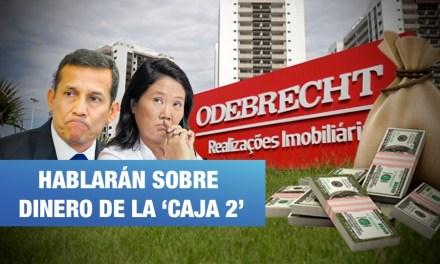 Fiscales peruanos interrogan a exdirectivos de Odebrecht