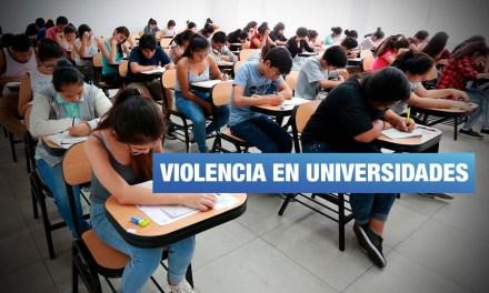 Machismo dentro de las universidades: Aumentan denuncias de estudiantes