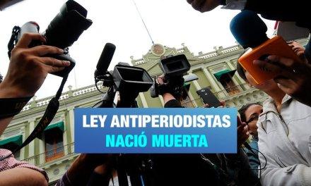 Editorial: Fujimorista retira proyecto que obligaba a colegiatura pese a ser inconstitucional