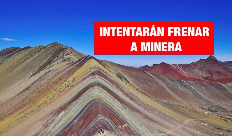 Montaña de 7 colores: comunidades darán batalla para anular la concesión