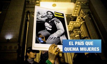 Machismo quema, viola y mata, por Amanda Meza
