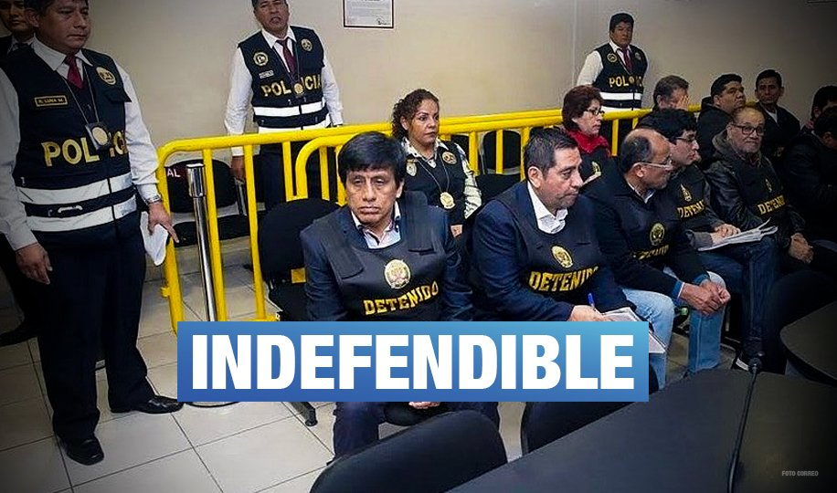 Abogado de Camayo: «No hay tráfico de influencias, solo delito de organización criminal»