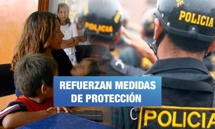 Policía Nacional podrá ingresar a domicilio donde se registre violencia hacia la mujer