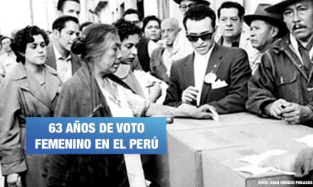 Voto femenino en el Perú: el gran logro del movimiento feminista
