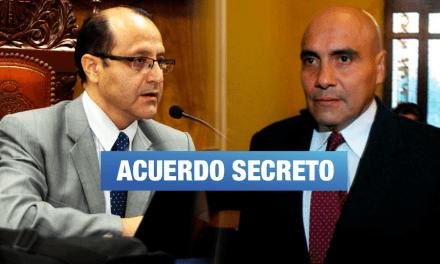 Fiscal Hamilton Castro cedió US$2 millones a Alberto Venero en acuerdo extrajudicial