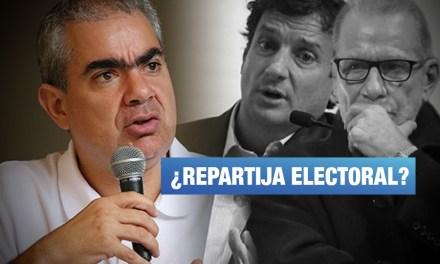 """Manuel Velarde: """"Debate de Belmont y Reggiardo me recuerda a estrategias fujimoristas"""""""