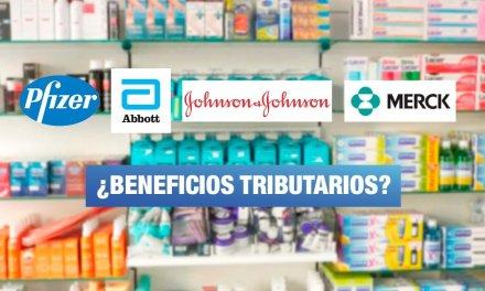 Cuatro farmacéuticas podrían haber evadido hasta US$112 millones en impuestos