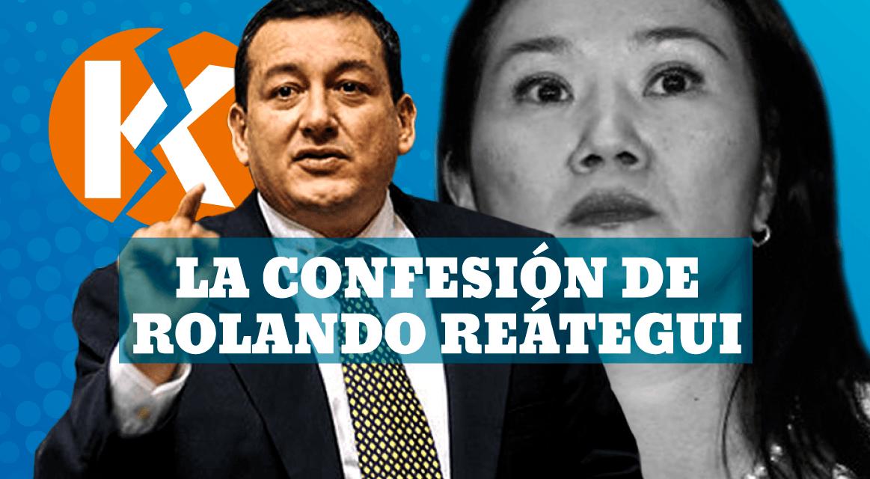 La confesión de Rolando Reátegui