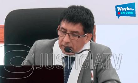 EN VIVO: Juez Concepción Carhuancho lee fallo de prisión preventiva contra Keiko Fujimori
