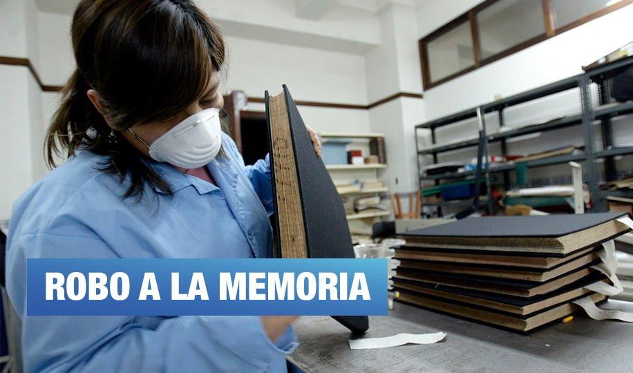 Reportan presunto robo de documento histórico firmado por José de San Martín