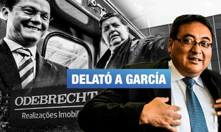 Jorge Cuba: Barata ya tenía un acuerdo con Alan García