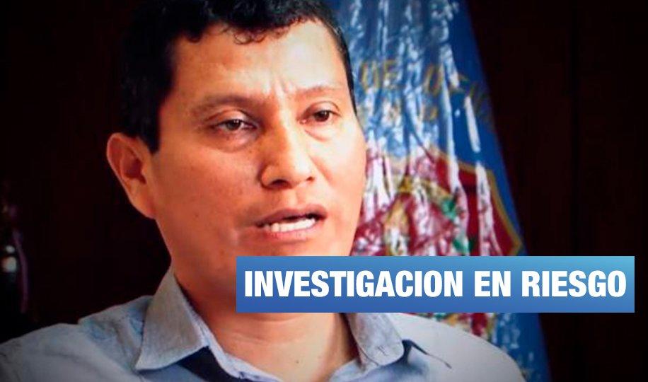 Fujimorismo busca remover a policía que investiga a 'Los Cuellos Blancos del Puerto'
