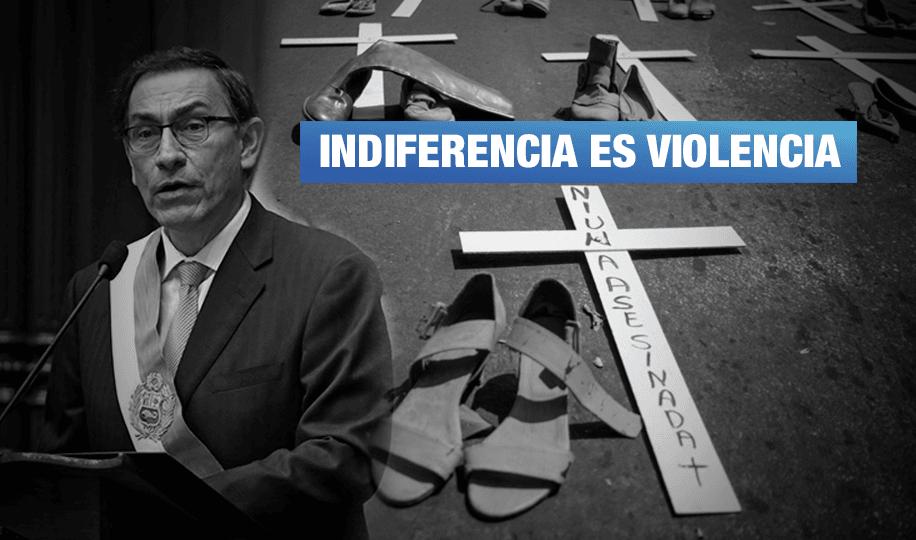 Presidente Vizcarra ¿y las mujeres?, por Amanda Meza