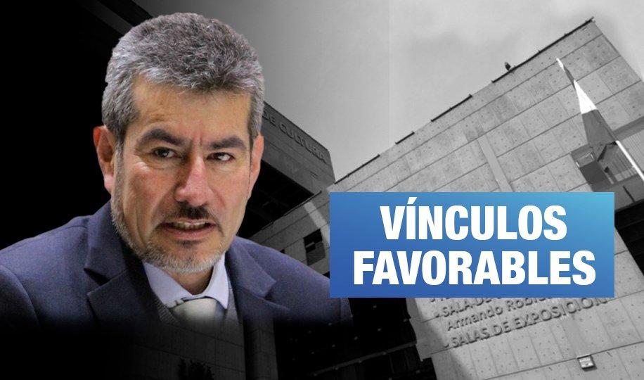 Los vínculos del ministro de Cultura con la inmobiliaria a la que le anuló millonaria multa