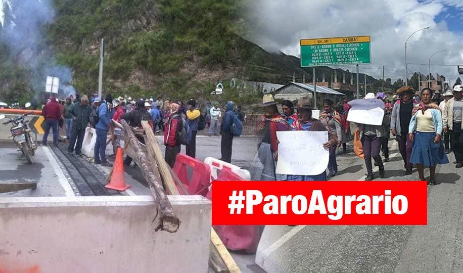 Cusco: Agricultores exigen al Gobierno declarar en emergencia la agricultura