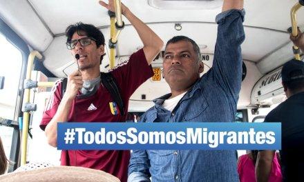 Experimento social: Venezolano es víctima de xenofobia en bus y así reacciona la gente