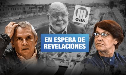 OAS: Autorizan declaración del expresidente de la constructora brasileña