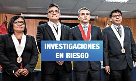 Fiscales del caso Lava Jato reclaman más presupuesto