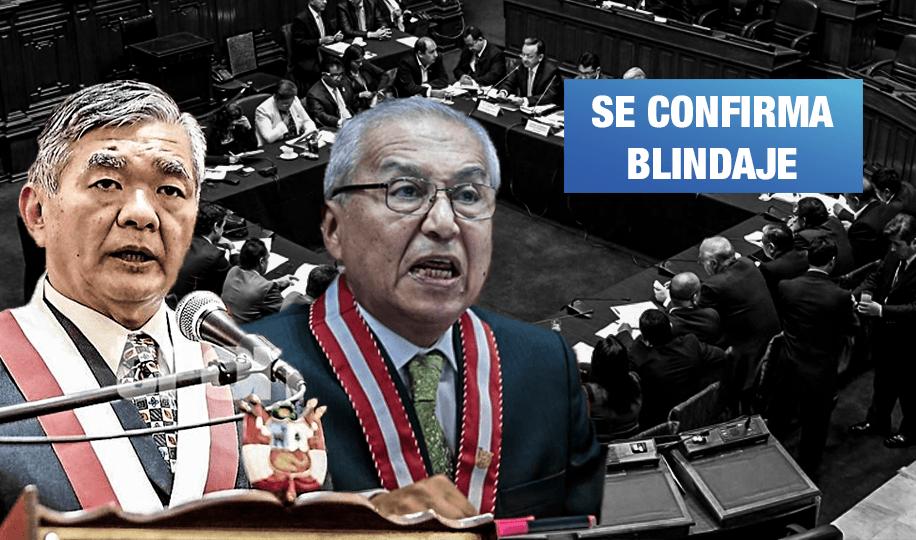 Nuevo chat 'La Botica' revela que fujimorismo festejaba acciones de Chávarry