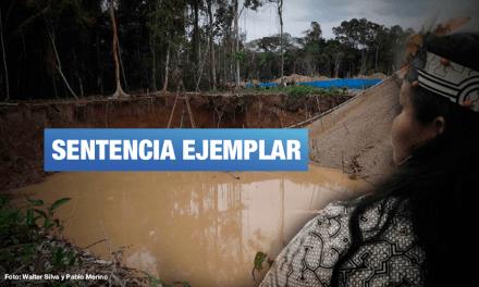 Juez ordena anular 127 concesiones mineras en comunidad «Tres Islas»