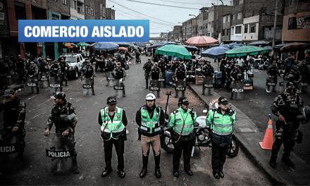 La Victoria: Trabajadores desalojados piden propuestas viables de formalización