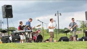 Wailin' Wednesday Concert Series: Low Priority @ Wayland Town Center East Green | Wayland | Massachusetts | United States