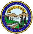 wayland town seal