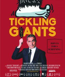 Screening of Tickling Giants @ First Parish Church | Wayland | Massachusetts | United States