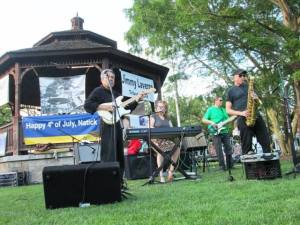 Natick Summer Concert Series: Jimmy Lavezzo Tribute Band @ Natick Common | Natick | Massachusetts | United States