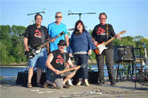 Weston Concerts on the Green: Perfect Crime Band @ Weston Town Green | Weston | Massachusetts | United States