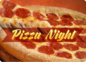 Teen Pizza Night @ Wayland Library