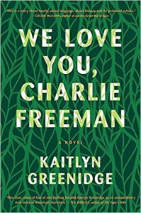 Evening Book Group: We Love You, Charlie Freeman @ Wayland Library | Wayland | Massachusetts | United States
