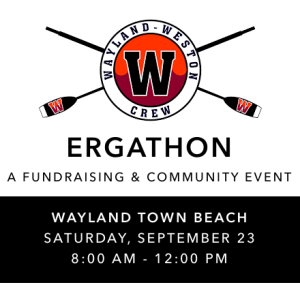 Wayland-Weston Rowing Association's Ergathon @ Wayland Town Beach | Wayland | Massachusetts | United States