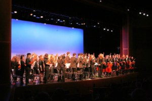 WMS/WHS Winter Concert and Art Exhibit @ Wayland High School | Wayland | Massachusetts | United States