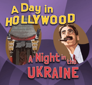 A Day in Hollywood/A Night in the Ukraine @ Vokes Theatre | Wayland | Massachusetts | United States