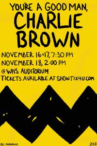 Wayland High School Theater Ensemble presents You're A Good Man, Charlie Brown @ Wayland High School Auditorium | Wayland | Massachusetts | United States