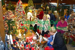 Ladies' Night Out at Russell's @ Russell's Garden Center | Wayland | Massachusetts | United States