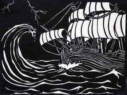 Drawing by John Silberman