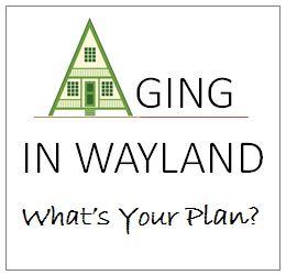 Aging in Wayland Vendor Expo @ Wayland High School Commons