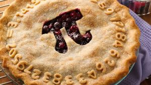 Pi Day Celebration @ Wayland Library