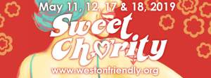 Sweet Charity @ Weston Town Hall